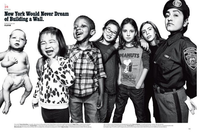 new york magazine, immigration spread one